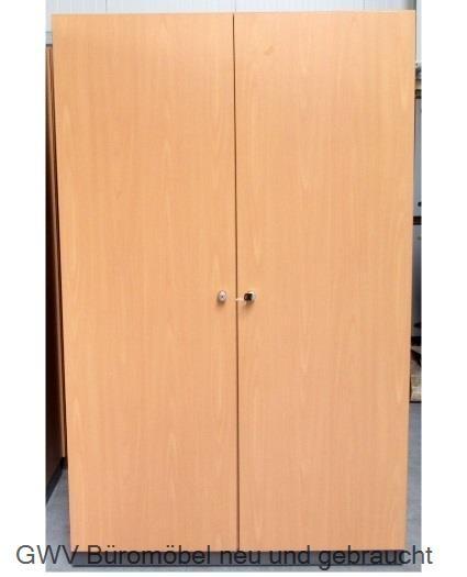 Lorbeer - Kleiderschrank 5 OH, B 120 cm buche | Schrank gebraucht ...