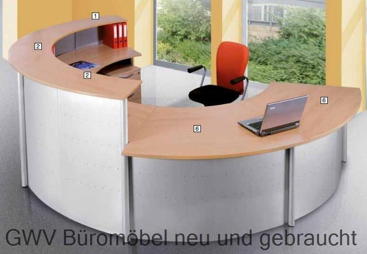 theke guenstig kaufen empfang billig online | GWV Büromöbel ...