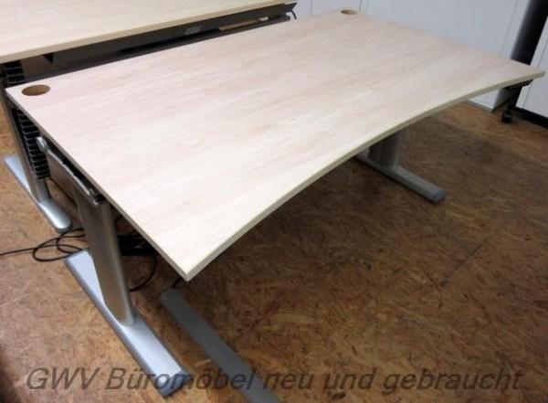 Howarth - Steh- Sitz- Schreibtisch 160 cm