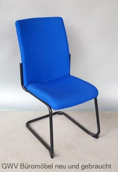 Dauphin - Freischwinger blau