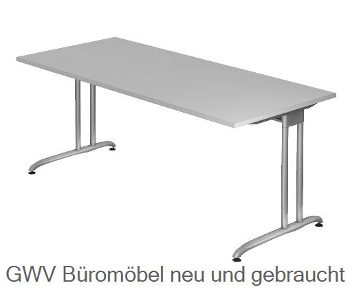 Schreibtisch 180 x 80 cm