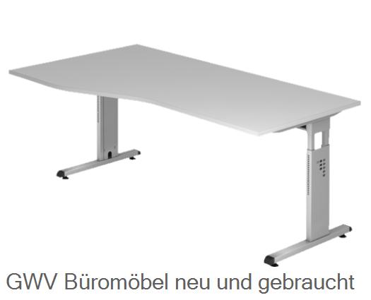 freiform schreibtisch 180 x 80 100 cm180 x 80 100 cm tischplatte plattenst rke 2 5. Black Bedroom Furniture Sets. Home Design Ideas