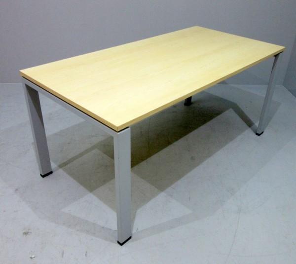 Vario - Schreibtisch 160 cm ahorn