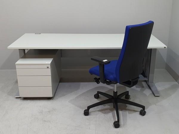 K & N - SET Tisch + Container + Stuhl
