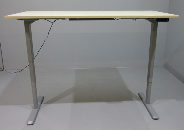 Steh- Sitz-Tisch B 140 cm