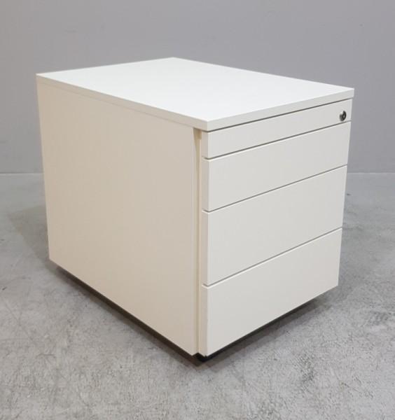 K & N - Rollcontainer T 60 cm, weiß