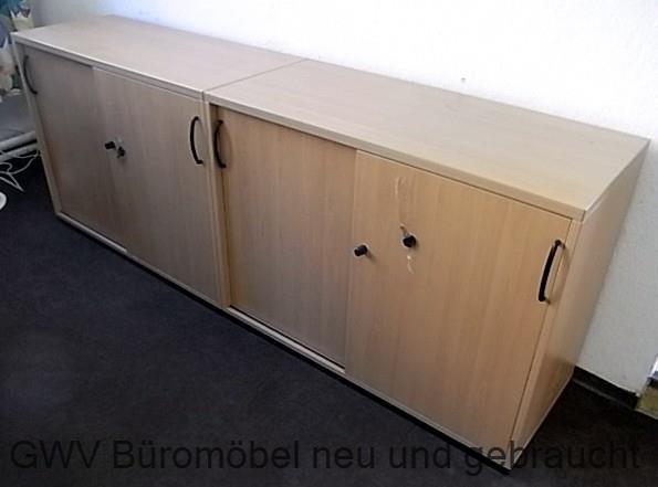 Schärf - Sideboard 2 OH, B 120 cm