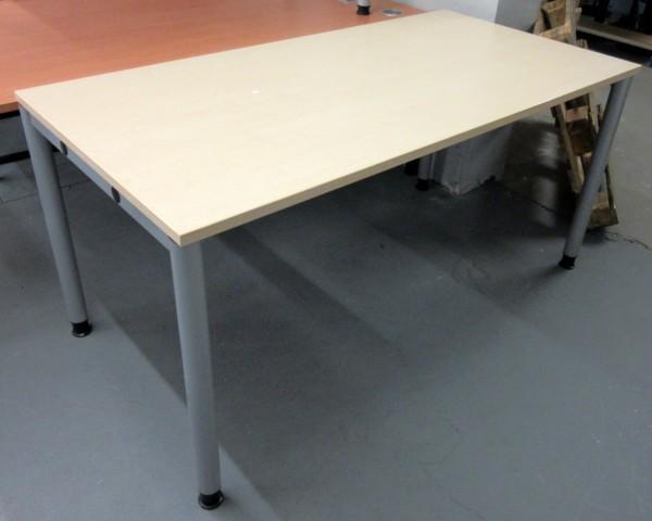 K & N - Besprechungstisch 160 x 80 cm, ahorn