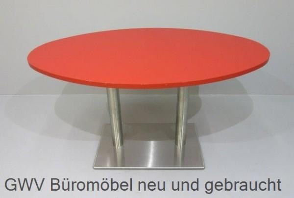 Designtisch Besprechungstisch Tisch Rot Tisch Sofort Buromobel