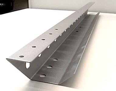 Kabelkanal 110 cm, aluminium