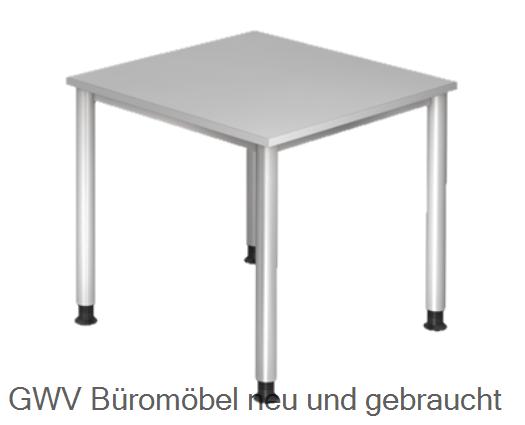 Schreibtisch 80 x 80 cm, HV