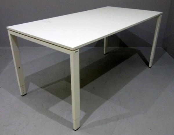 Bene - Schreibtisch 160 cm, weiß