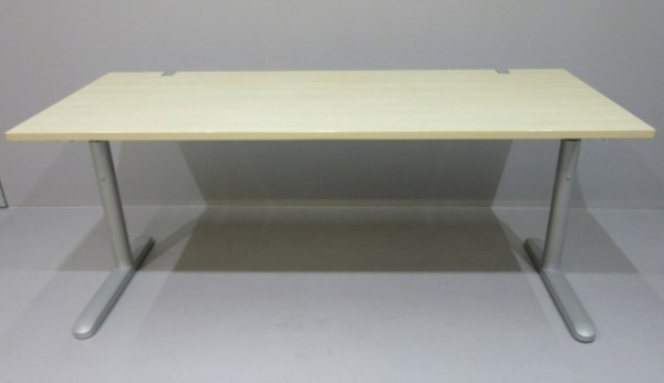 CEKA - Schreibtisch 180 cm, ahorn