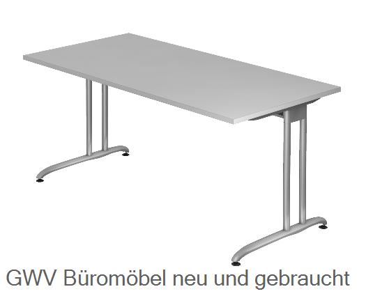 Schreibtisch 160 x 80 cm