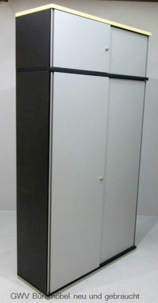 K & N - Kleiderschrank 4,5 OH + 1,5 OH / B 120 cm