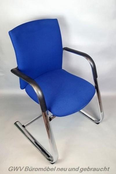 Comforto - Freischwinger blau