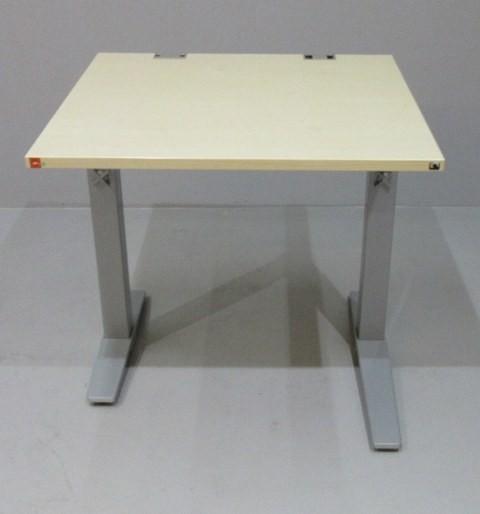 K & N - Schreibtisch 80 cm, ahorn