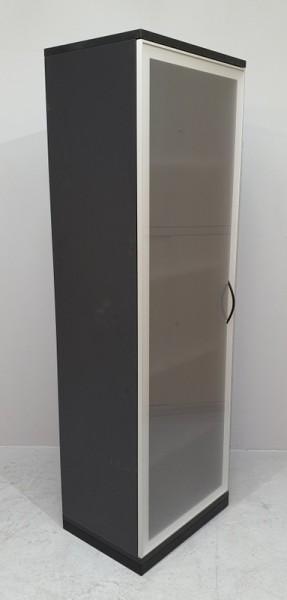 Bene - Glas-Türen-Schrank 5 OH, B 60 cm