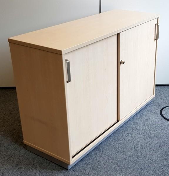 SM - Sideboard 2 OH, B 120 cm, ahorn