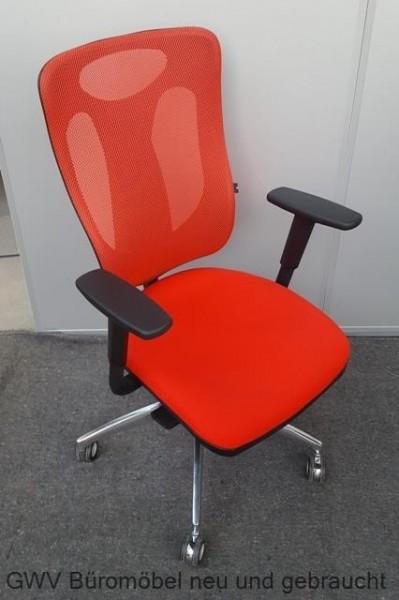 Burodrehstuhl Net Pro 110 Rot Burostuhle 2 Wahl Stuhle