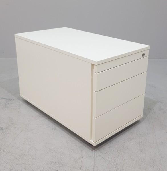 K & N - Rollcontainer T 80 cm, weiß