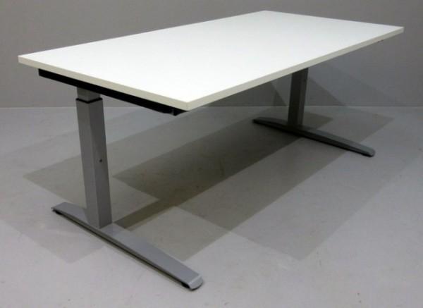 fm - Schreibtisch 160 x 80 cm, weiß