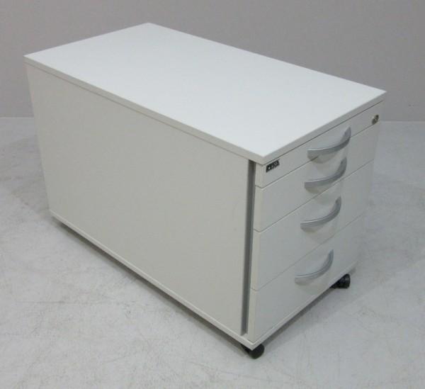 CEKA - Rollcontainer T 80 cm, grau/ sahara
