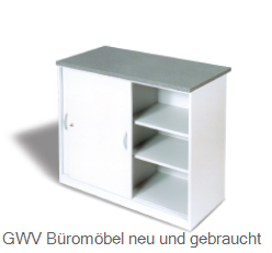 verkaufstheken schrank lichtgrau breite 120 cm gwv b rom bel gebraucht sofort lieferbar. Black Bedroom Furniture Sets. Home Design Ideas