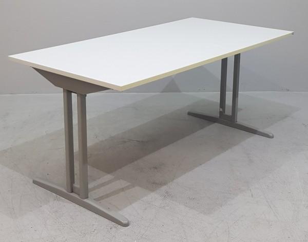 RTR - Besprechungstisch 160 x 80 cm, lichtgrau