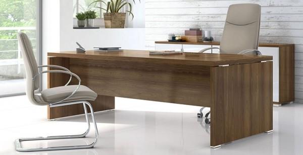TK - Wangen-Schreibtisch B 200 / 100 cm