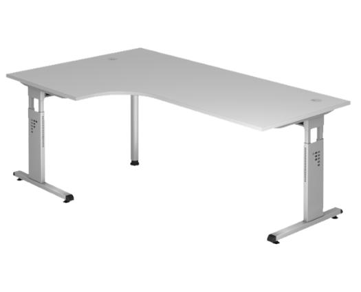 Winkel- Schreibtisch 200 x 120 cm, HV