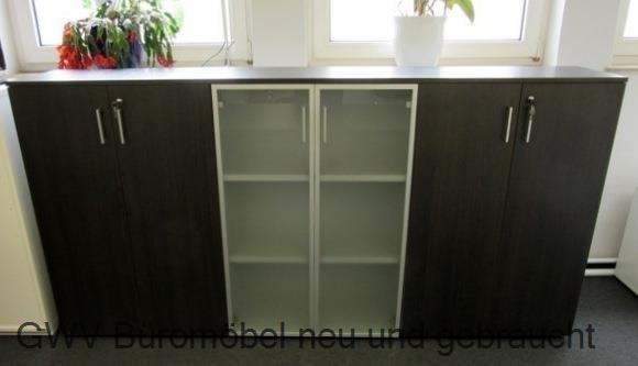 Sinetica-TAO - Sideboard 3 OH, B 240 cm, Eiche