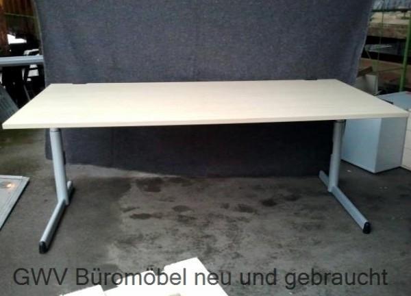schreibtisch ahorn online einkaufen gwv bueromoebel stein nuernberg ...