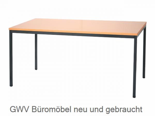 Mehrzwecktisch Beistelltisch Tisch Dekor Grau Ahorn Buche Neu Tisch