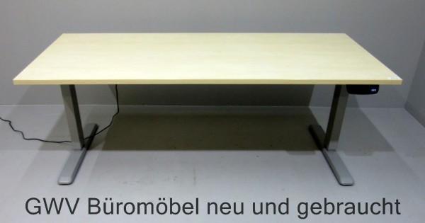 Steh- Sitz- Tisch B 180 cm