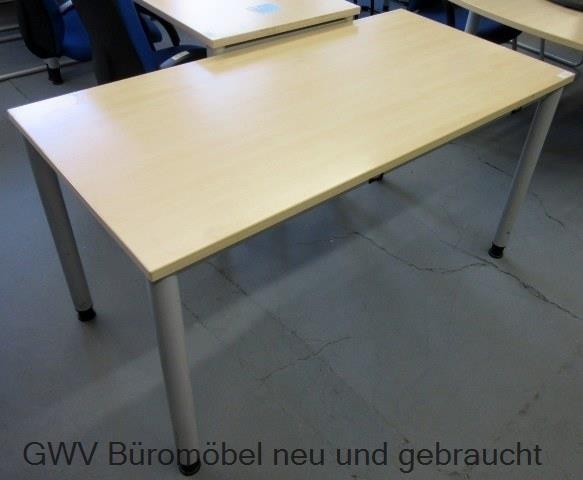 Werndl - Beistelltisch 140 x 100 cm, ahorn
