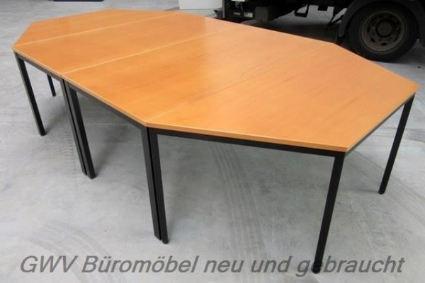Werndl - Besprechungstisch 300 cm, kirsche