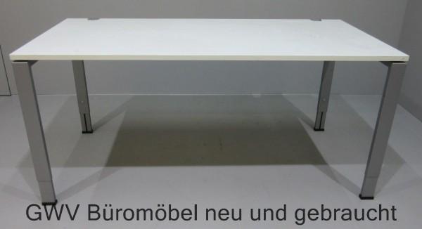 Schreibtisch / Besprechungstisch 180 cm, weiß