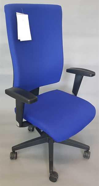 Bürodrehstuhl - Light Star, blau