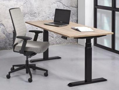 Steh- Sitz- Gestell, flex bis 200 cm