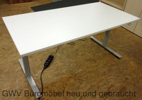 Steh-Sitz-Schreibtisch 160 cm