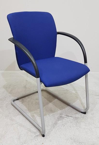 K & N - Freischwinger, blau