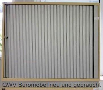 Querrolloschrank Sideboard Guenstig Kaufen Online Ahorn Gwv