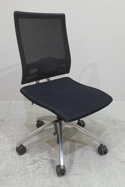 Sedus - Bürodrehstuhl Netzrücken, schwarz, o.AL