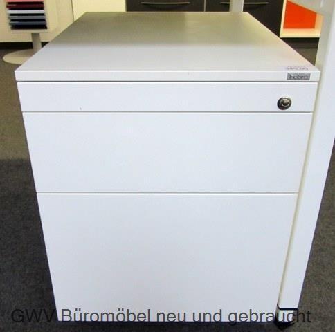 Febrü - Rollcontainer HR T 60 cm, weiß | Büromöbel - 2. Wahl | GWV ...