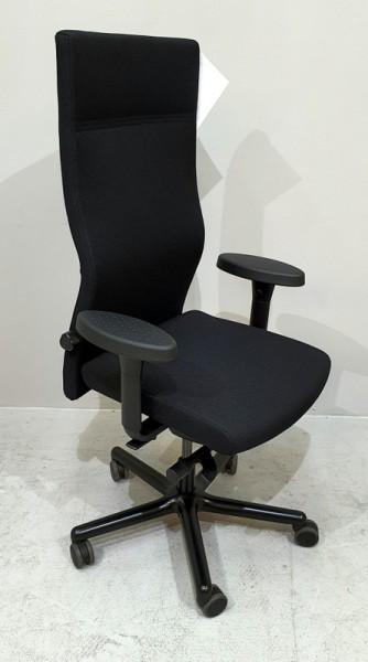 Löffler - LEZGO 74 Bürodrehstuhl schwarz