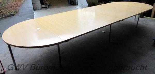 Drabert - Besprechungstisch Länge 480 cm