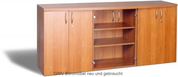 Chefbüro-Sideboard, 200 x 87 x 50 cm, mix