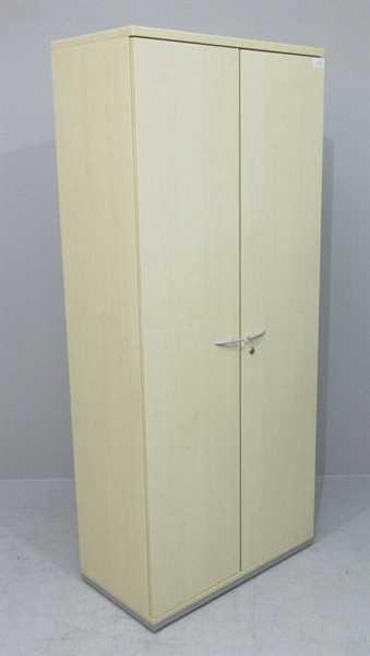 K & N - Kleiderschrank, B 80 cm ahorn