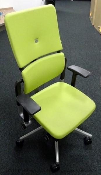 Steelcase - Bürodrehstuhl grün